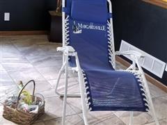 Zero Gravity Lounge Chair & Gift Basket