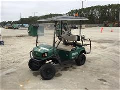 2013 Cushman Shuttle 4X Off Road Electric 2WD Cart