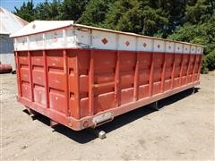 Omaha Standard 20' Grain Box