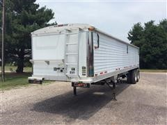 2003 Timpte T/A Hopper Grain Trailer