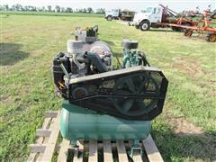 2007 Champion CAERSA21, HGR7-3K Air Compressor