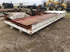 Truck Bed W/Hoist & Sides