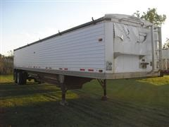2000 Timpte Super Hopper T/A Grain Trailer