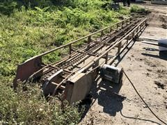 J.I Case 17' Bale Conveyor