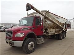 2005 Freightliner M2 Business Class T/A Feed Truck