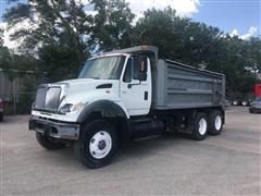 2006 International 7600 T/A Dump Truck