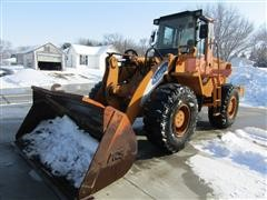 2000 Samsung SL150-2 Wheel Loader