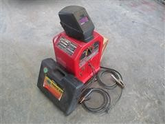 Lincoln AC 235 Welding Machine And Torch