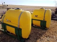 Top Air 200-Gal Saddle Tanks