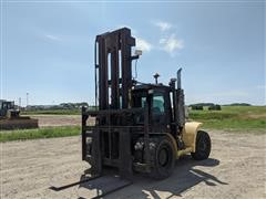 Hyster 20 Ton (Not Confirmed) Rough Terrain Forklift