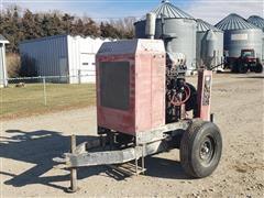 Case 6590T Diesel Power Unit
