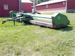 John Deere 27 14' Stalk Chopper