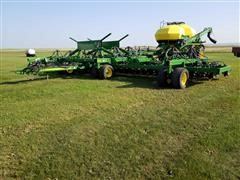2014 John Deere 1890/1910 Air Seeder & Cart