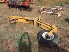 Buffalo Lift Assist Wheel & Cultivator Hitch