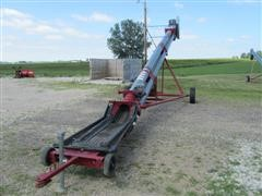"2009 Hutchinson/Mayrath 15"" Enclosed Belt Conveyor"