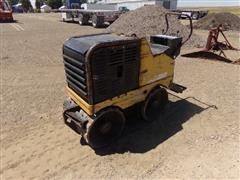 """Stone 36"""" Vibrating Sheepsfoot Trench Compactor"""