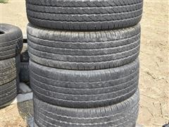 Michelin LT265/70R17 Tires
