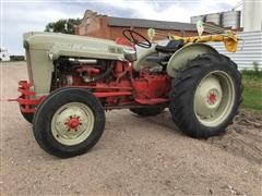 Ford 641 Work Master 2WD Tractor