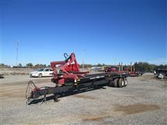2011 Buhler Farm King BM4500 - 4480 Square Bale Carrier