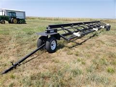 2013 Wemhoff Easy Glide H-36 36' Header Trailer