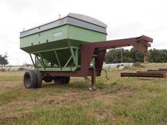 Shop Built Parker 2600 Bulk Seed Gravity Wagon