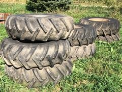 Armstrong HI-Power 14.9-24 Irrigation Tires & Rims