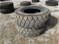 Bridgestone V-Steel 17.5R25 Wheel Loader Tires