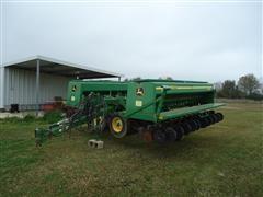 2010 John Deere 455 Grain Drill
