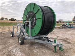 2013 Kifco Ag Rain T-30 X 980 Traveling Volume Gun With Hose Reel