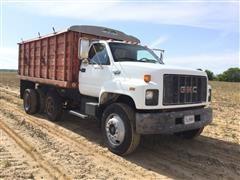 1995 GMC TopKick T/A Grain Truck