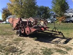 McCormick International No. 80 Pull-Type Combine