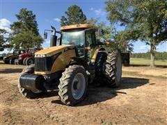 2014 Challenger MT575D MFWD Tractor