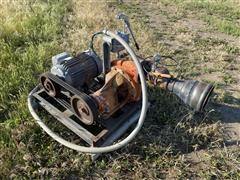 Berkeley B3JRBM CW Irrigation Pump