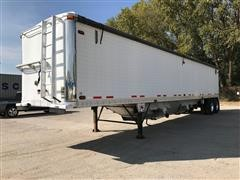 2003 Timpte Hopper Bottom T/A Grain Trailer
