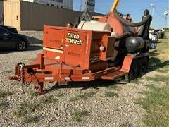2014 DitchWitch 500 HydroVac Trailer