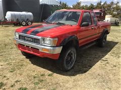 1990 Toyota 4x4 Club Cab Pickup