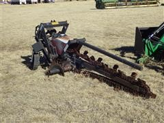 Dual 1200 3-Pt Trencher