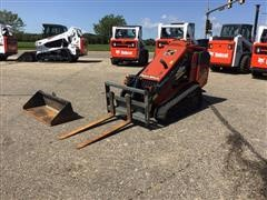 2015 DitchWitch SK850 Stand On Track Loader