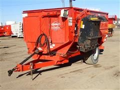 2010 KUHN Knight 3130 Reel Augie Mixer Wagon