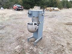 Univex 20 Qt Industrial Mixer