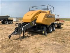 2013 Challenger LB34B Big Square Baler & Accumulator