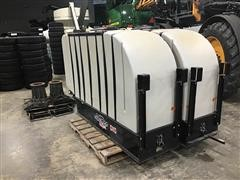 Demco SideQuest Mounted Saddle Tank System