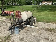 140 Gallon Pull Type Sprayer