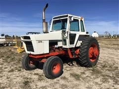 1977 Case 1370 Agri-King 2WD Tractor