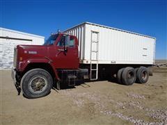 1984 GMC TJ 8C064 Brigadier T/A Grain Truck