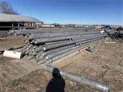 Aluminum Irrigation Pipe Mainline