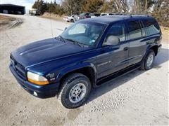 2000 Dodge Durango 4X4 SUV