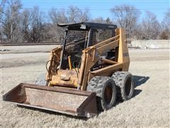 1997 Case 1845C Uni Loader Skid Steer