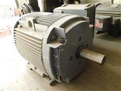 General Electric 3-Phase Electric Motor