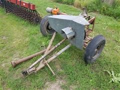 "4"" Portable Irrigation Pump"